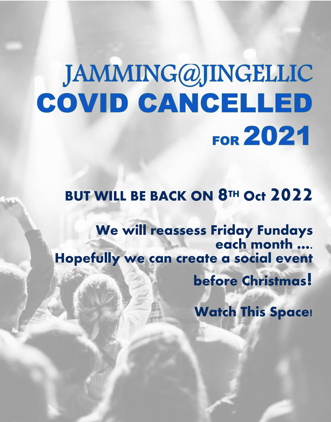 Jamming cancelled